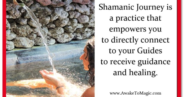 What is Shamanic Journey great for?
