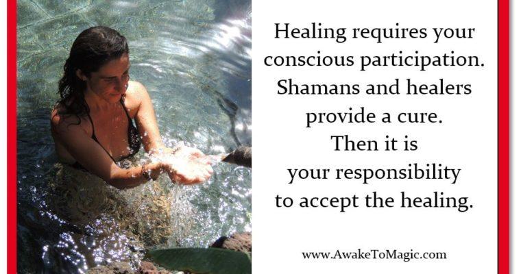 The shamanic way of healing