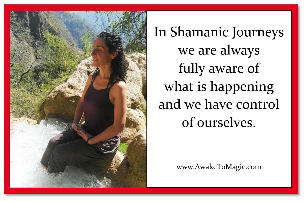 How do we expand our consciousness for a Shamanic Journey?
